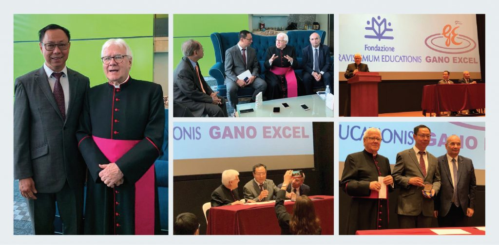 Gano Excel Founder Leow Soon-Seng Named Ambassador to Vatican